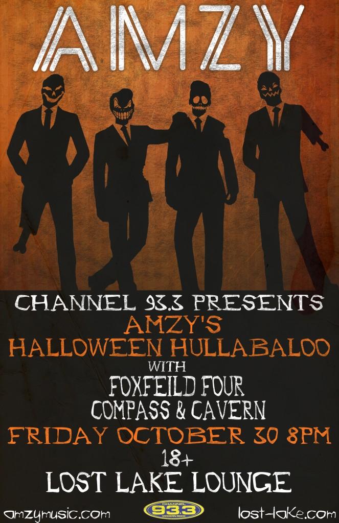 AMZY - Halloween Hullabaloo
